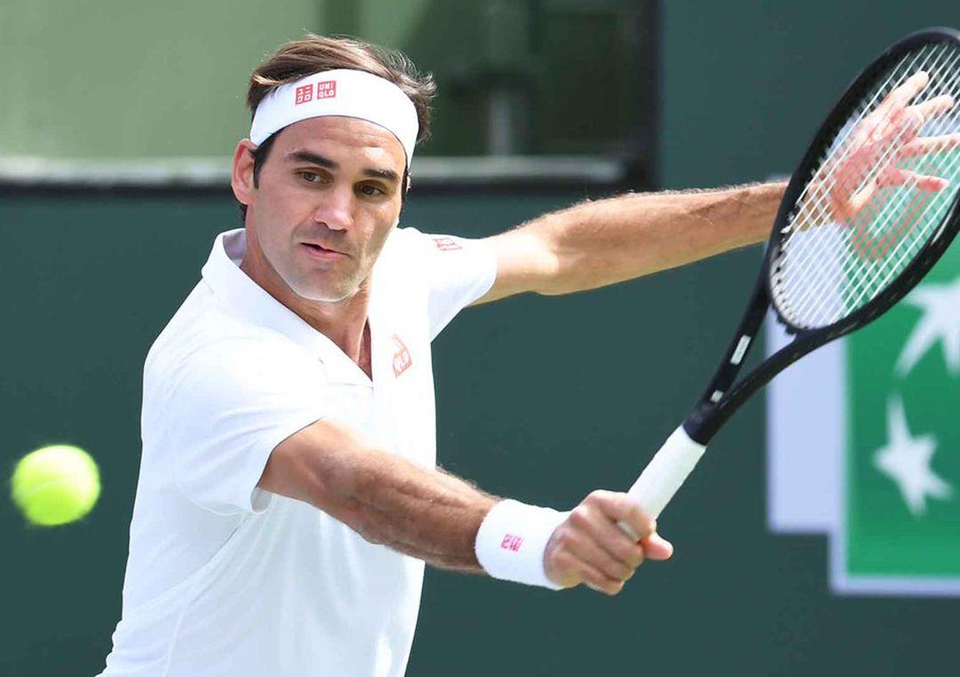 2af64508c23 Federer atropela britânico e encara polonês nas quartas em Indian ...