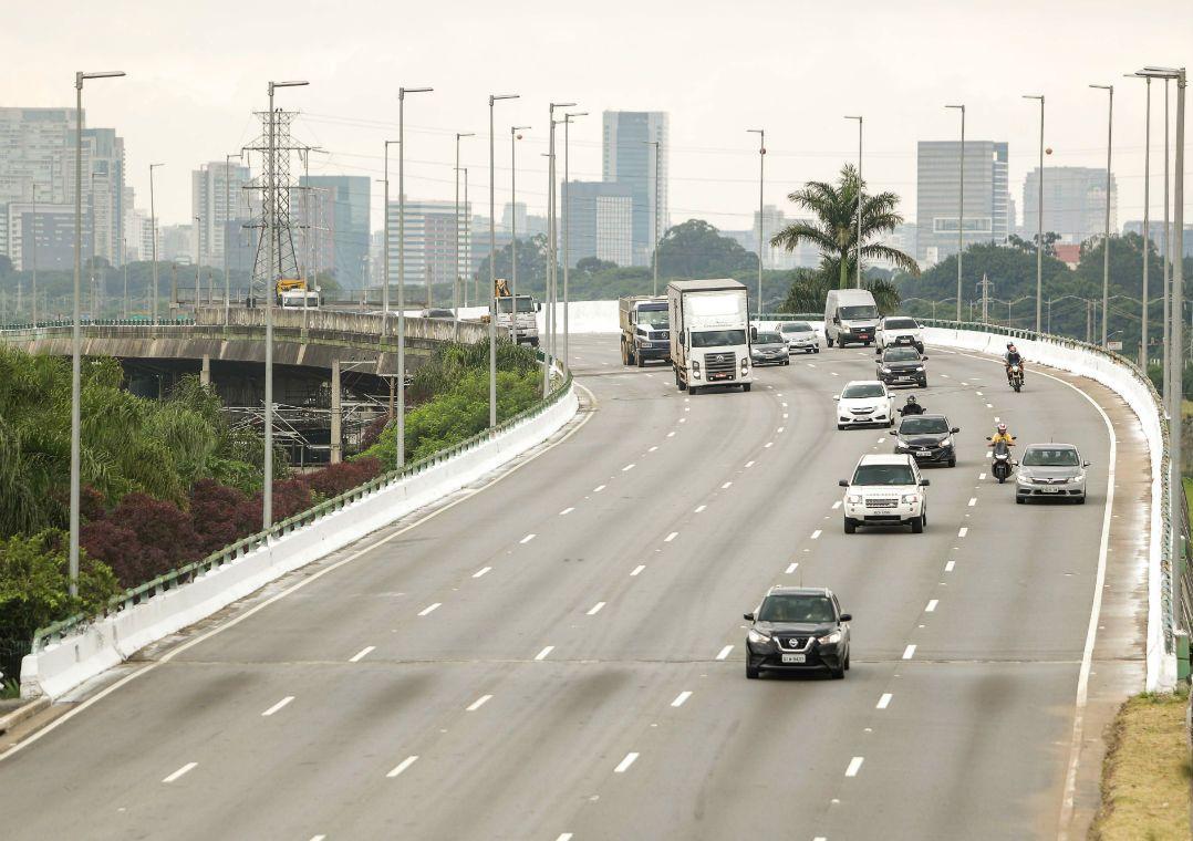 Prefeitura de São Paulo retoma manutenção de pontes e viadutos