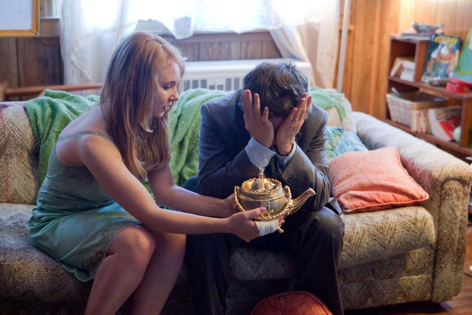 Uma reviravolta no casamento