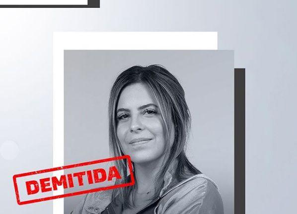 Rúbia Baricelli foi a segunda eliminada