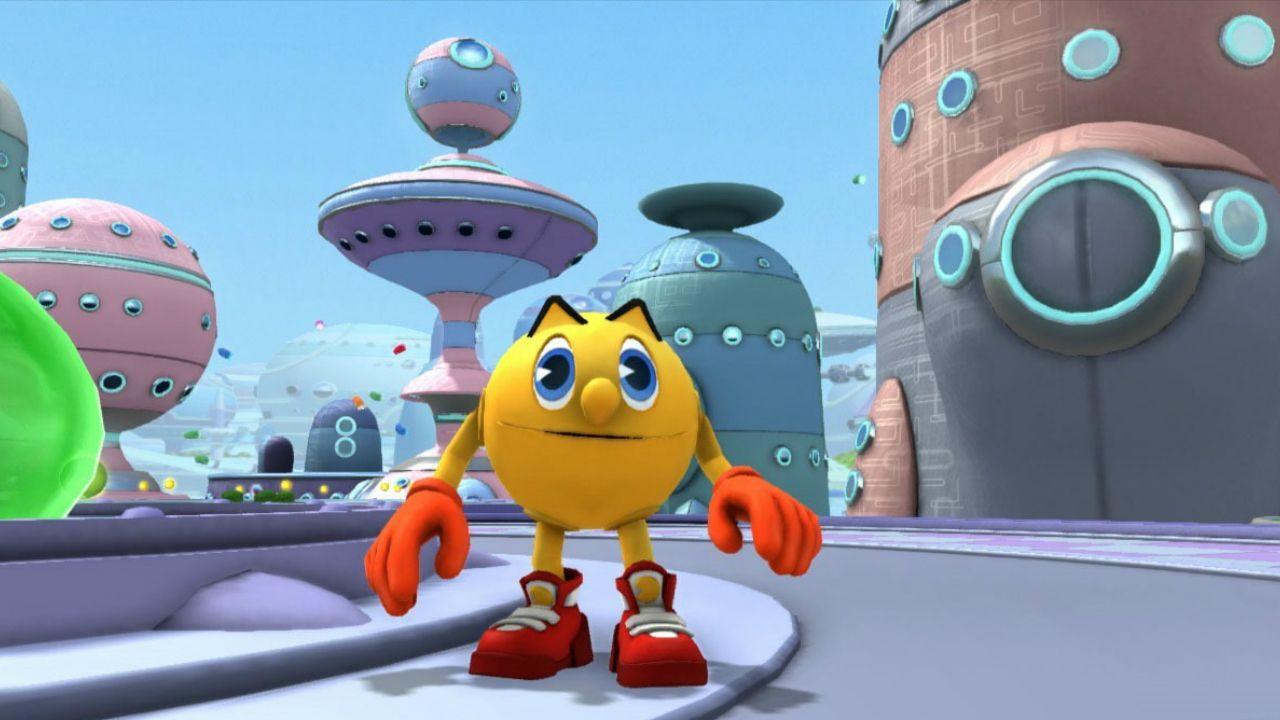 O jogo do Pac-Man de verdade!