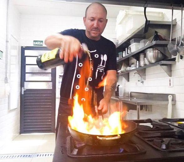 Uma receita especial do chef Bruno