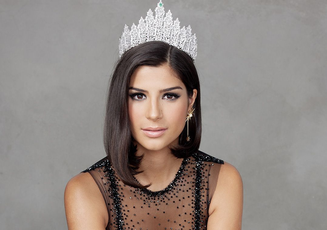 Júlia Horta faz primeiro ensaio oficial após vencer o Miss Brasil