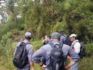 Buscas por policial desaparecido entram no 5º dia