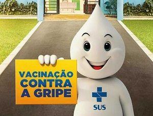 Vacinação contra Gripe será dividida em duas etapas