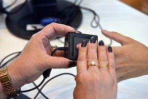 Plantão da biometria convoca eleitores
