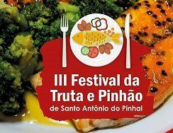Acontece na Serra da Mantiqueira o 3º Festival da Truta e Pinhão