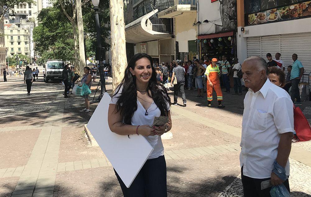 As pessoas vão te decepcionar, diz Julia Mendonça após demissão