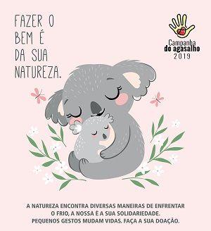 Começa a campanha do agasalho 2019 em Taubaté