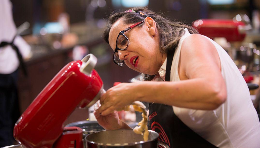 Nunca tinha feito churros na vida, afirma Rosana Gammaro