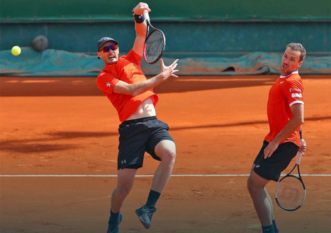 Murray e Soares vão às semis em Monte Carlo; Melo e Demoliner caem