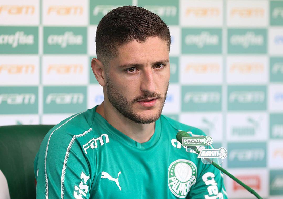 Zé Rafael vê com tristeza a final: 'Campeão tinha de ser o Palmeiras'