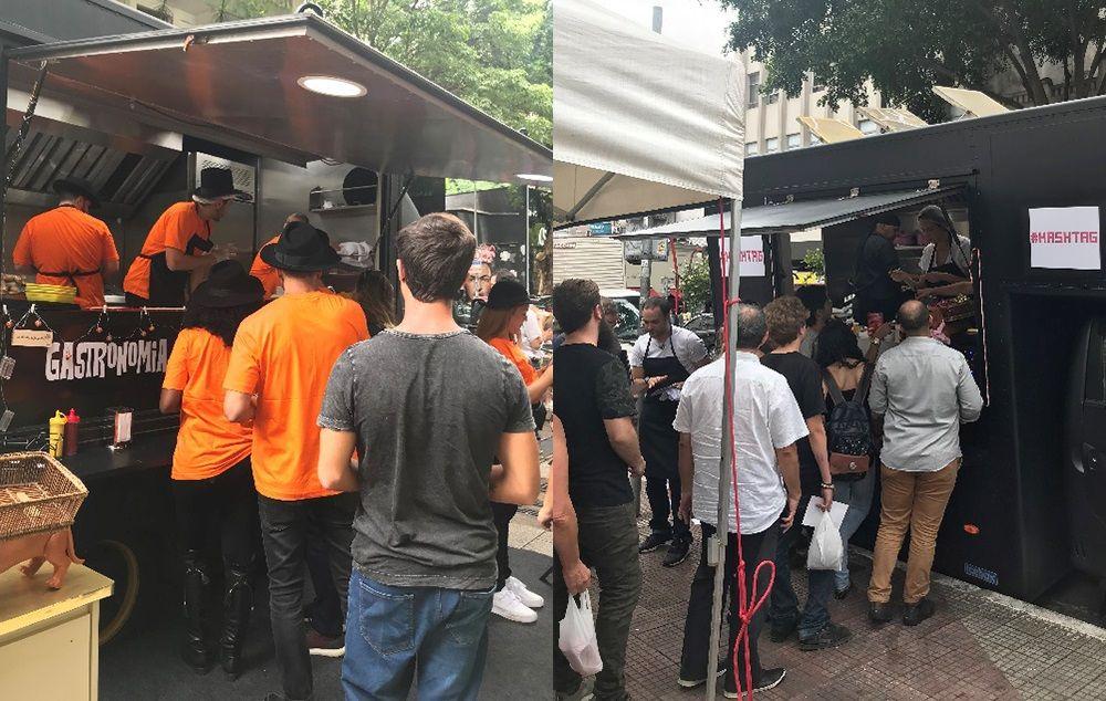 Participantes de O Aprendiz precisam vender hot dogs em food truck
