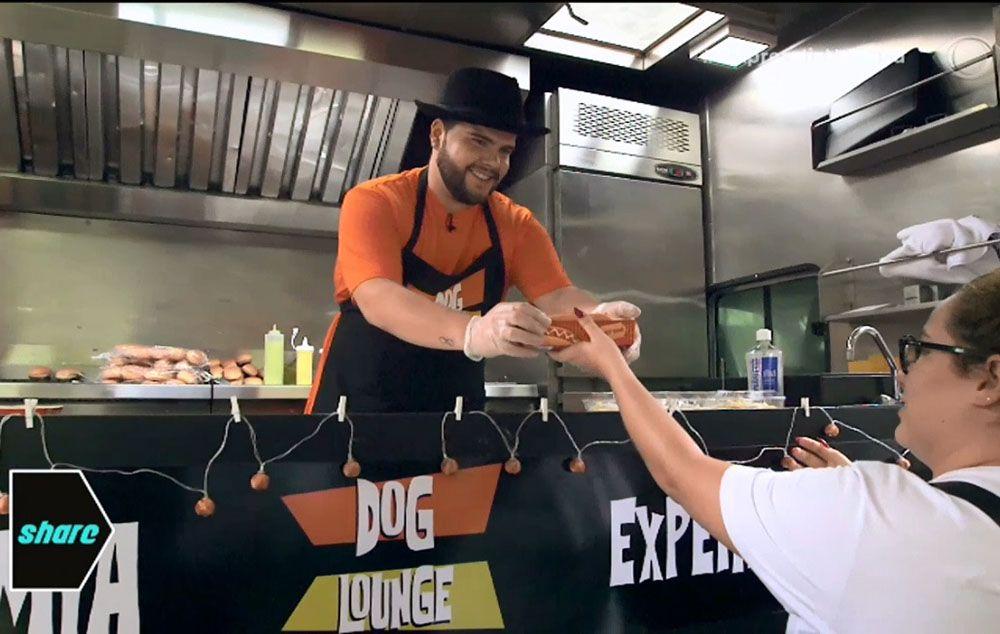 Não é só no MasterChef: Web passa fome com hot dogs de O Aprendiz