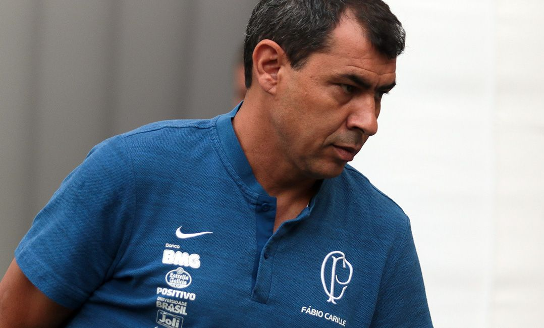 Carille celebra fase e vê time em momento certo para pegar Fluminense