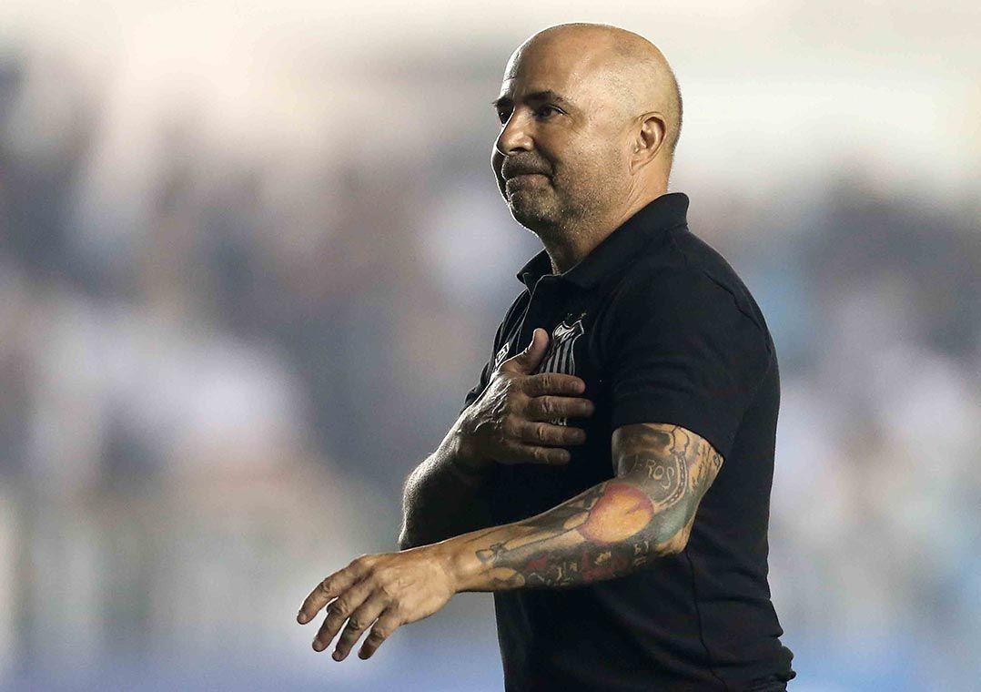Santos repete 7 titulares e não escala Victor Ferraz em derrotas