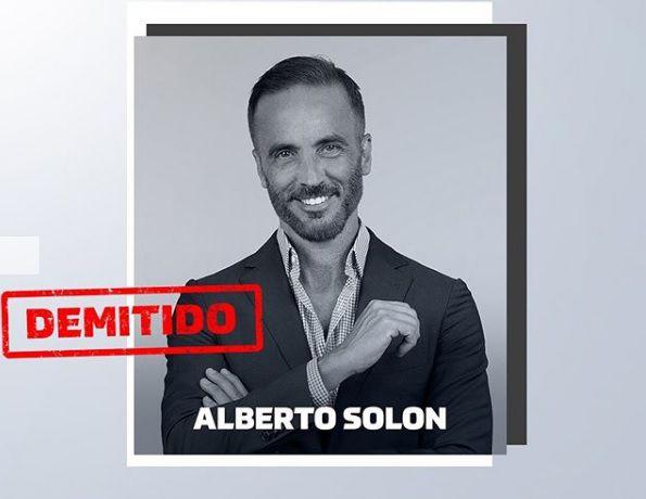 Alberto Solon eliminado / Divulgação