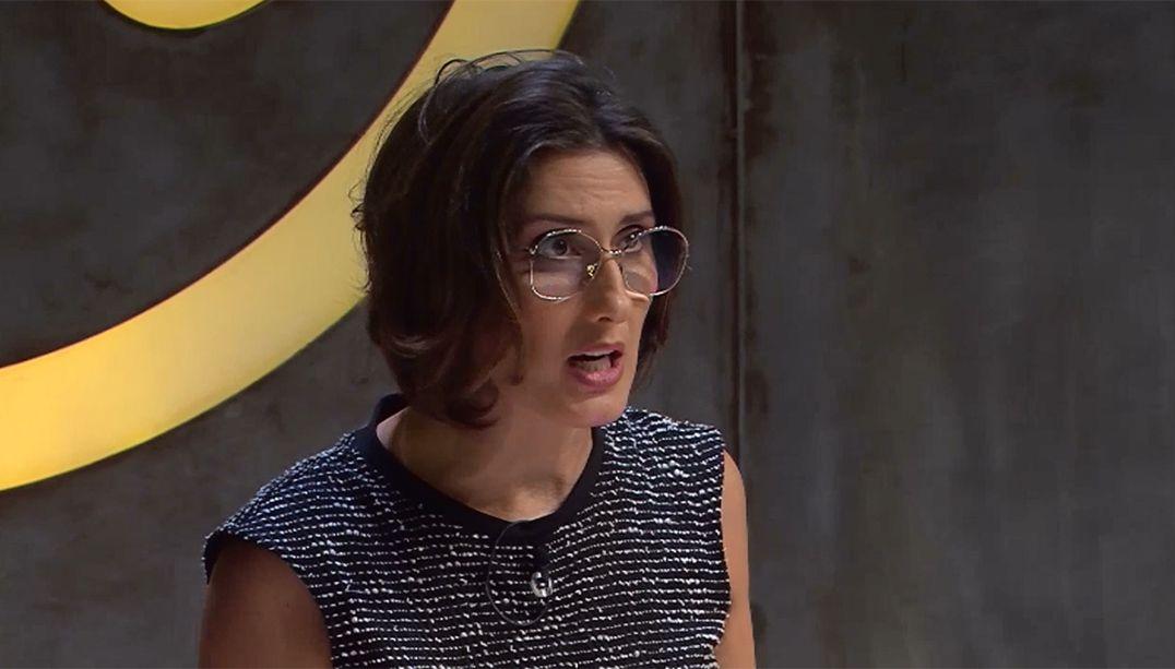 Paola Carosella se recusa a provar prato: 'Já conheço o gosto'