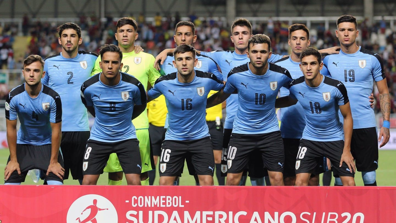Uruguai x Noruega