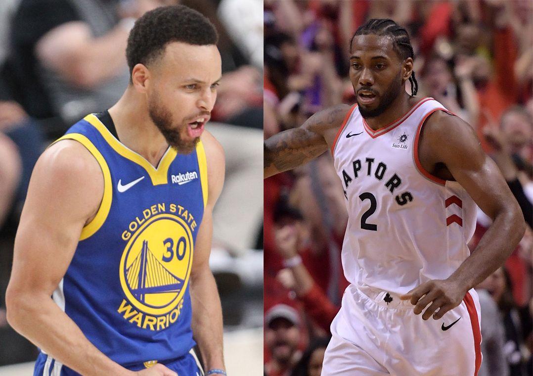 Toronto e Golden State abrem finais da NBA na quinta; Band transmite