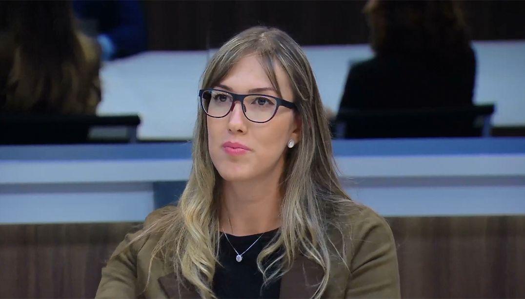 'Como líder, eu fui responsável pelos erros', afirma Sandra Matarazzo