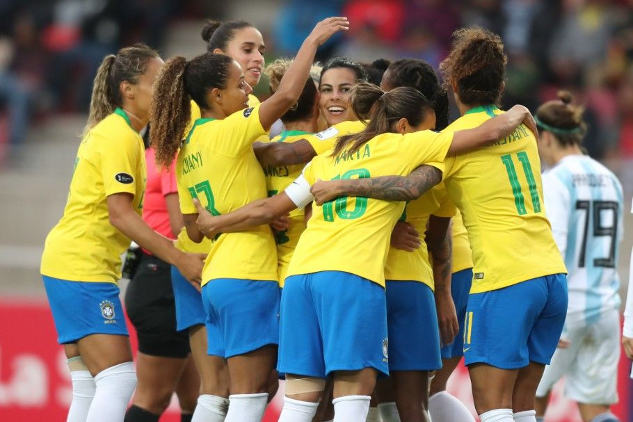 No embalo da Copa do Mundo Feminina