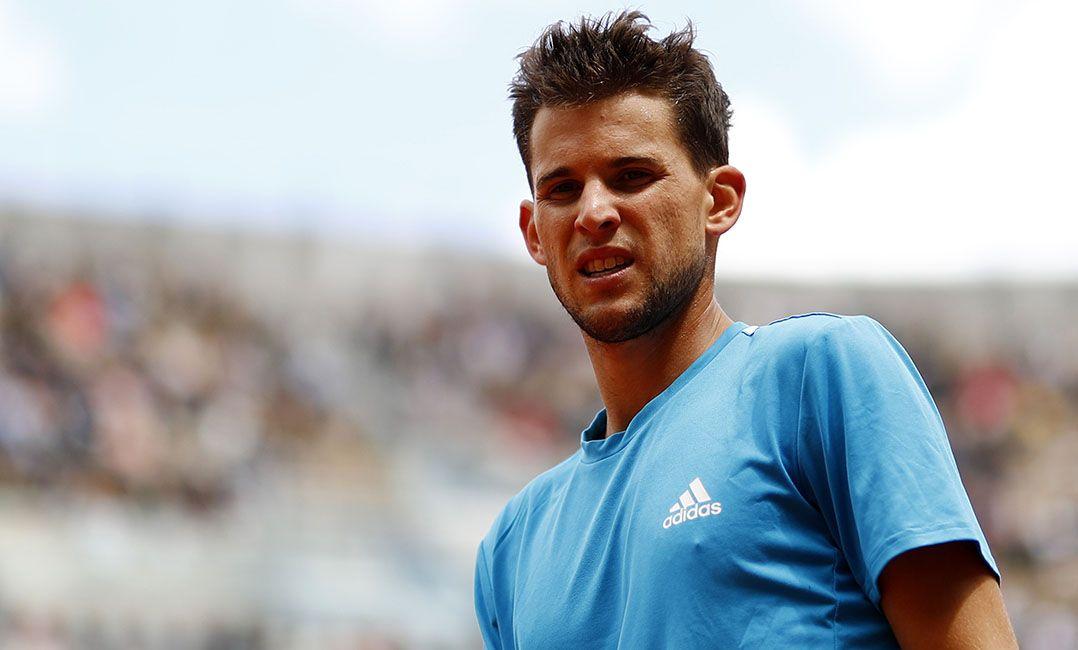 Thiem disputará a final contra Nadal em Roland Garros