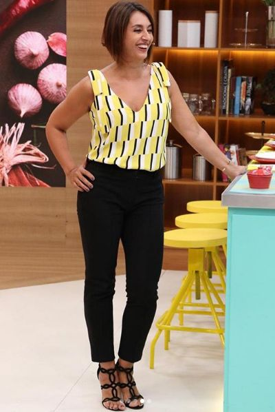 Catia Fonseca anima a tarde