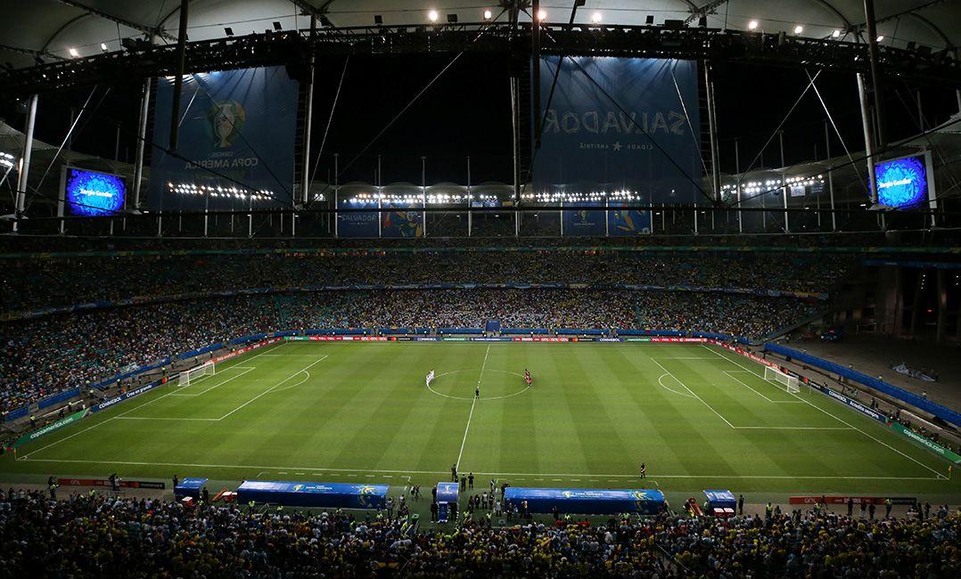 Ministério da Saúde autoriza 30% do público em jogos da Série A do Brasileirão