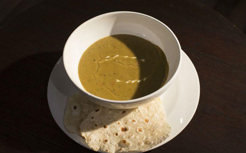 Curry de ervilha