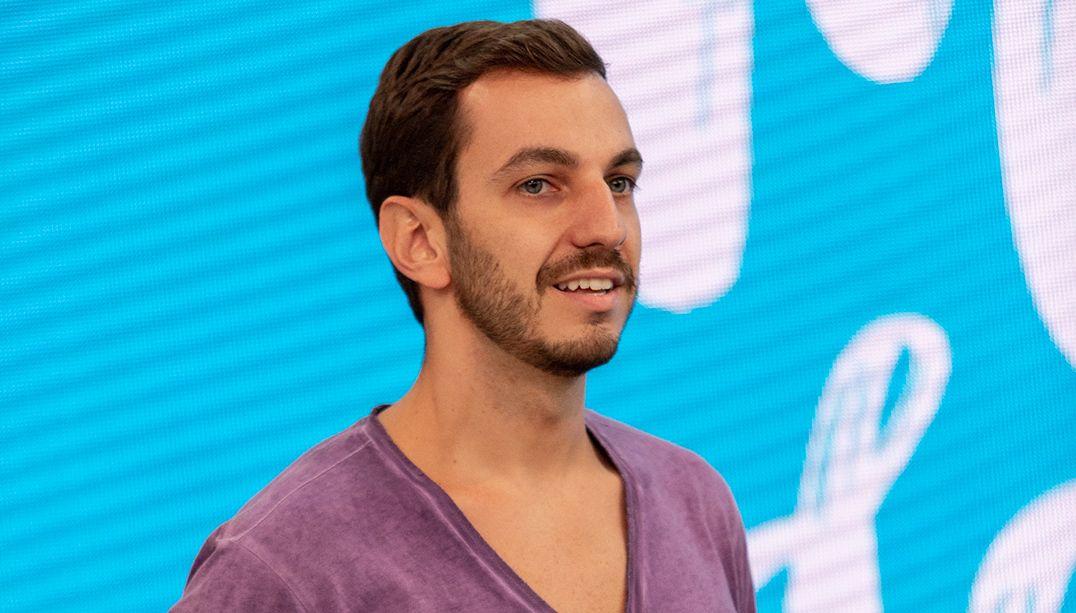 'Farei tudo o que for possível para vencer', diz Gabriel Gasparini