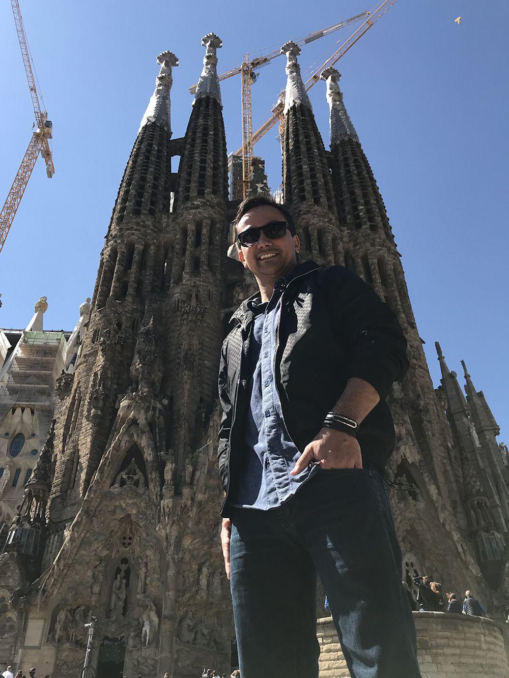 A linda Barcelona