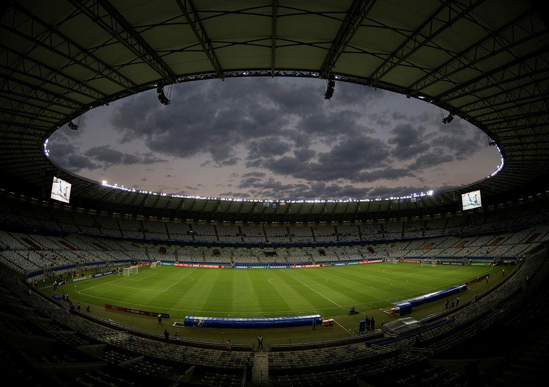 STJD rejeita pedido do Cruzeiro por torcida única contra o Palmeiras