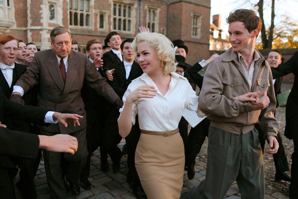 A vida de Marilyn Monroe