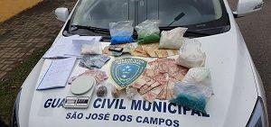 Três mulheres são detidas por tráfico de drogas em São José dos Campos