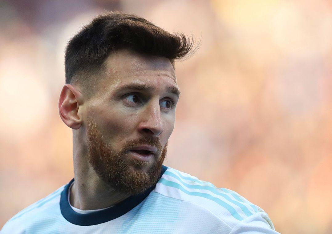 CAS mantém punição a dirigente palestino por incitar ódio contra Messi