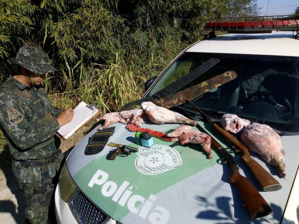 Três pessoas foram detidas pela soltura de balões em Pindamonhangaba