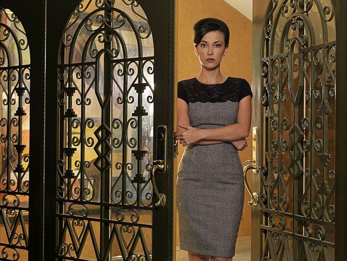 Rocío Verdejo é atriz da série / Divulgação