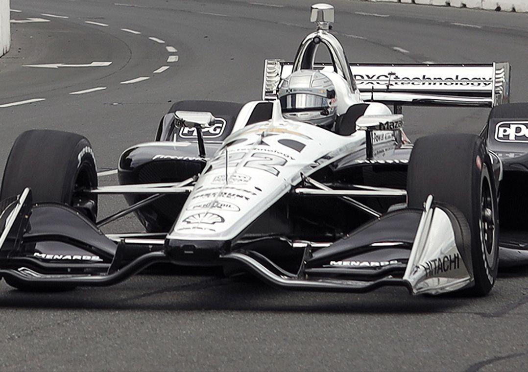 Pagenaud venceu em Toronto / Divulgação / IndyCar