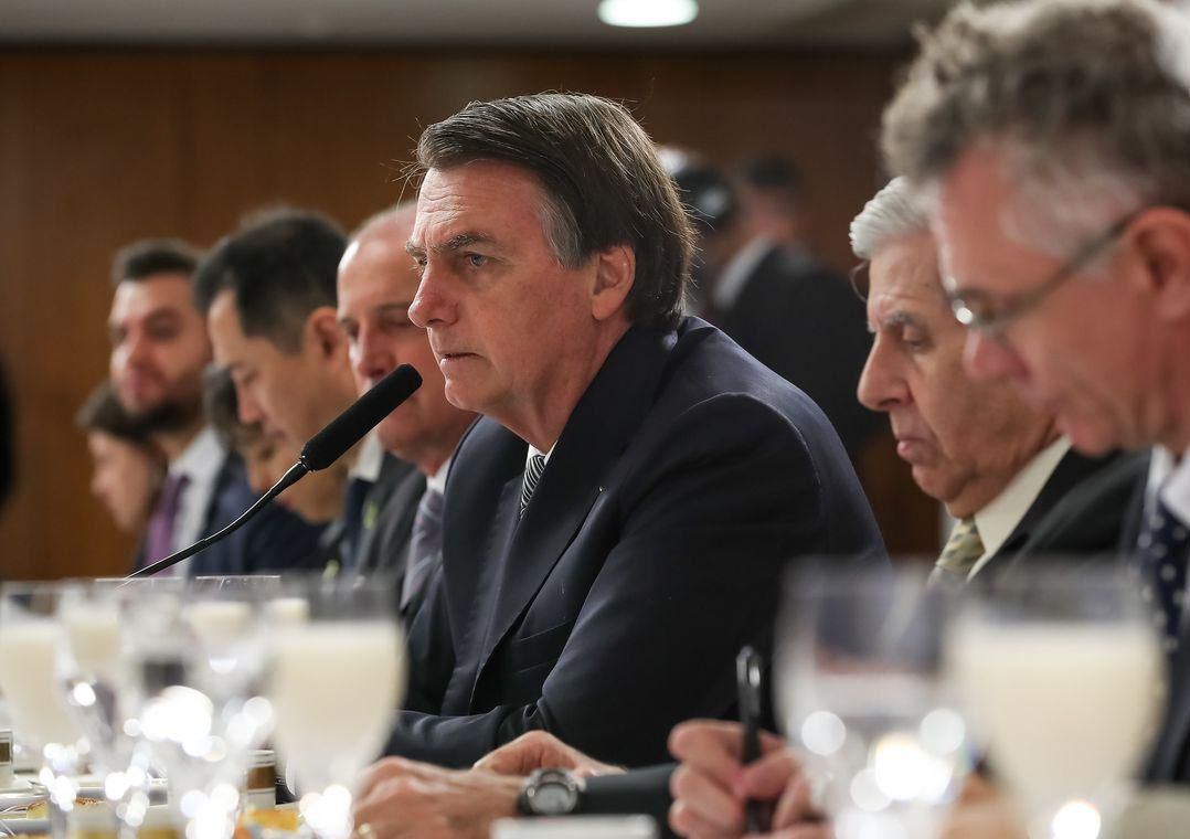 Bolsonaro: Daqueles governadores de Paraíba, o pior é o do Maranhão