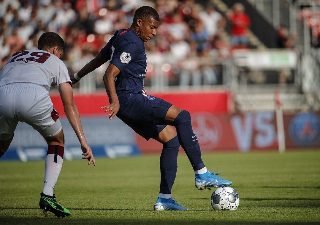 Duelo contra o Nuremberg foi o segundo amistoso de pré-temporada do PSG / Divulgação/PSG