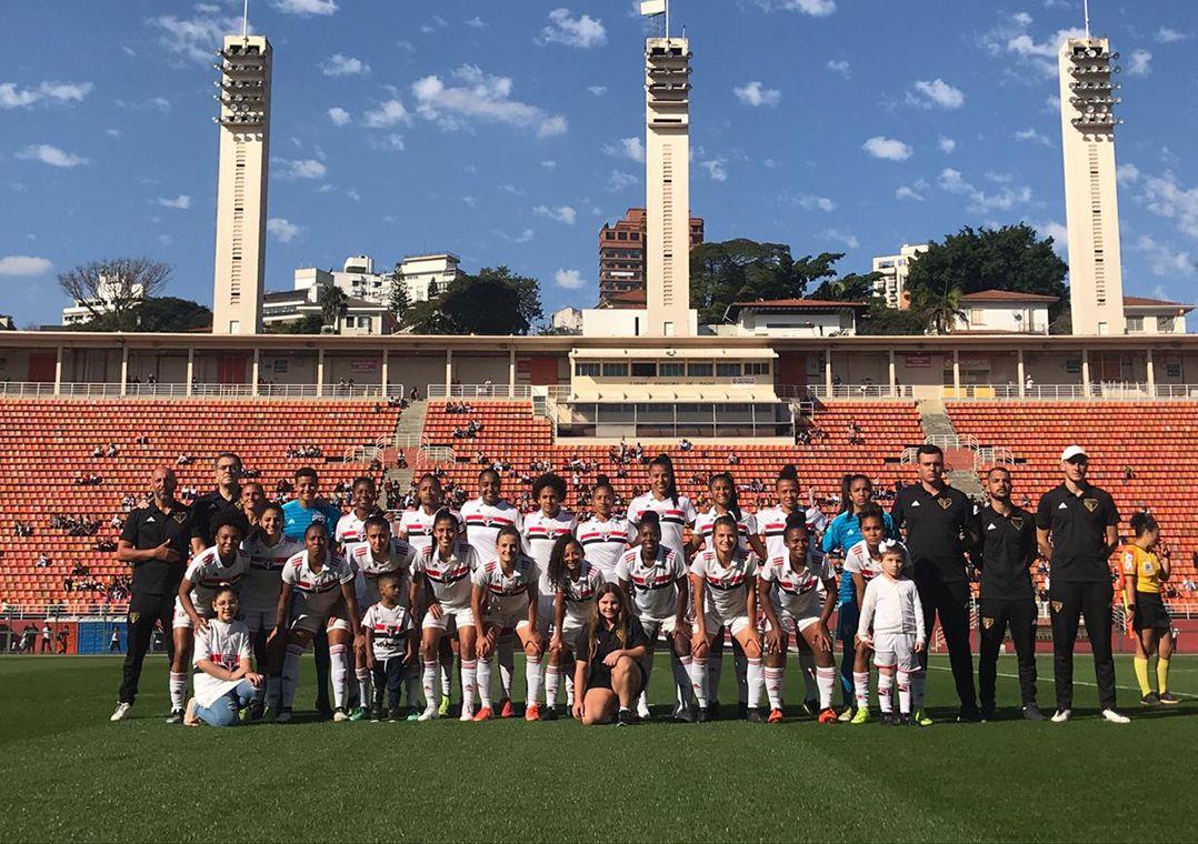 São Paulo aguarda Palmeiras ou Chapecoense na semifinal / Divulgação
