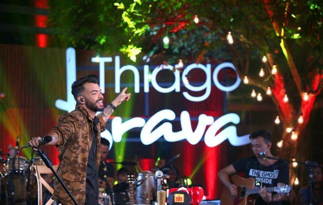 Thiago Brava é a atração da noite / Divulgação