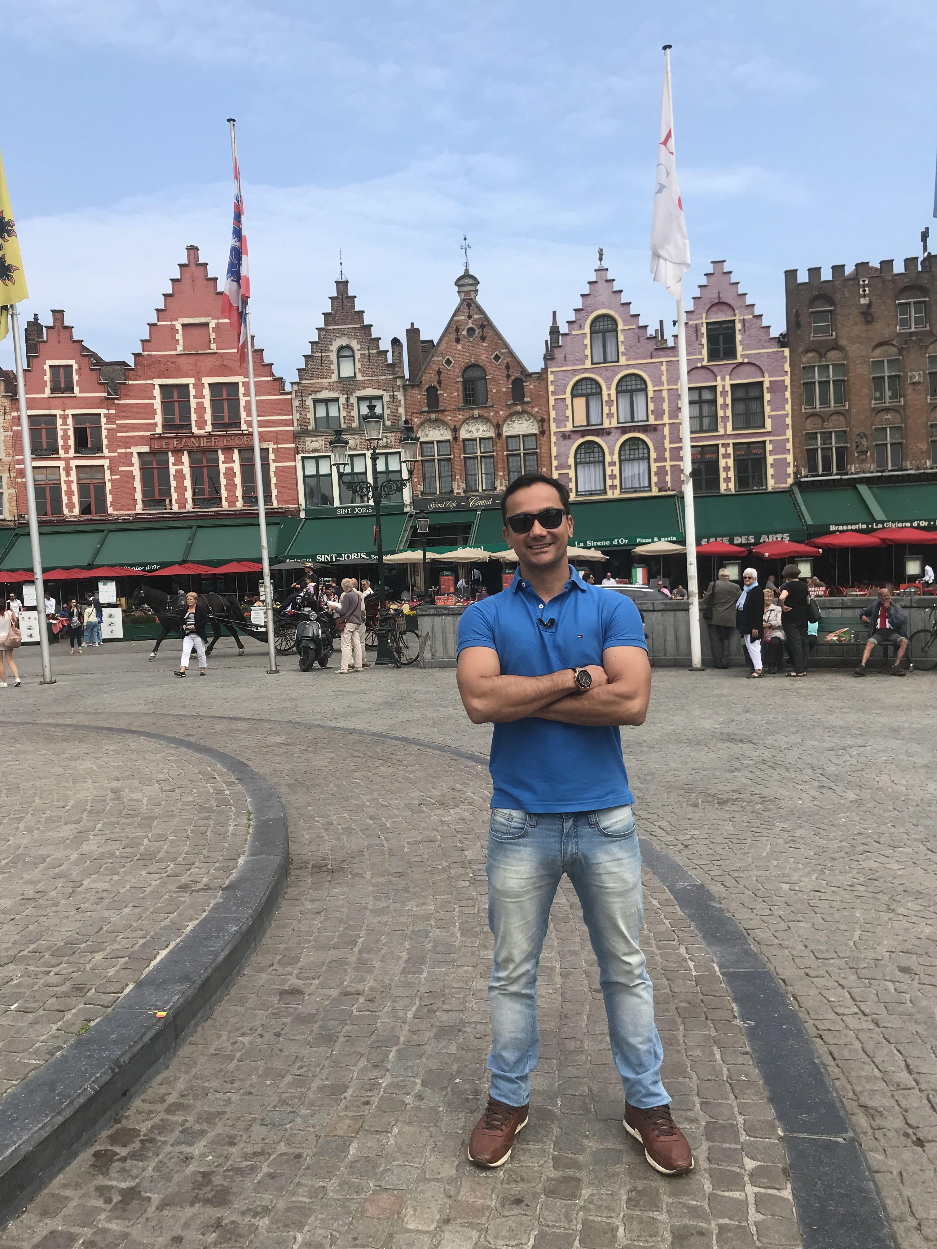 Um giro pela Bélgica