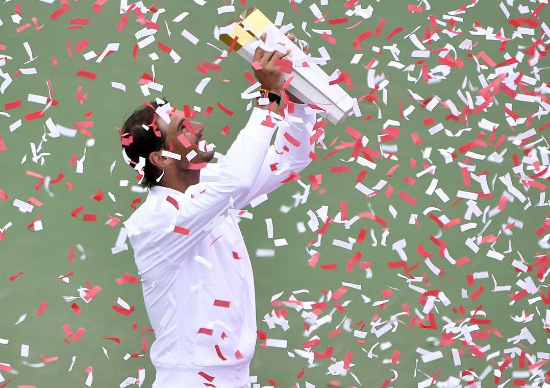 Nadal desiste de Cincinnati por cansaço após título no Canadá
