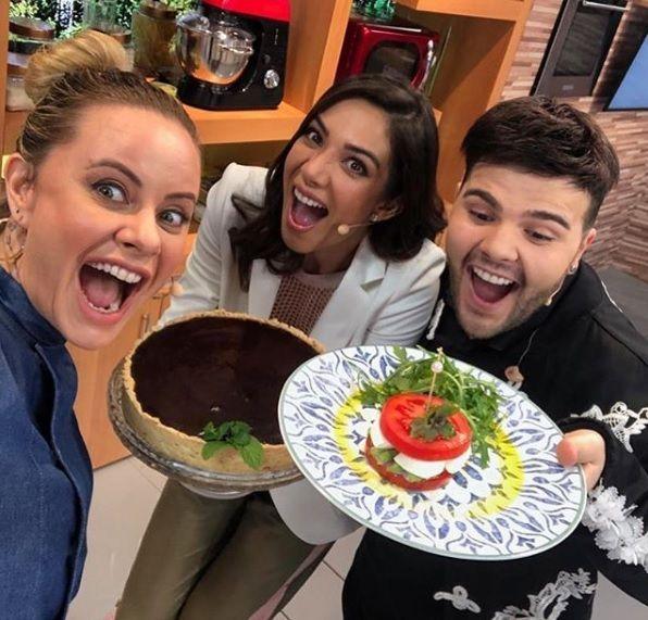Luiza, Nathália e Nana / Divulgação