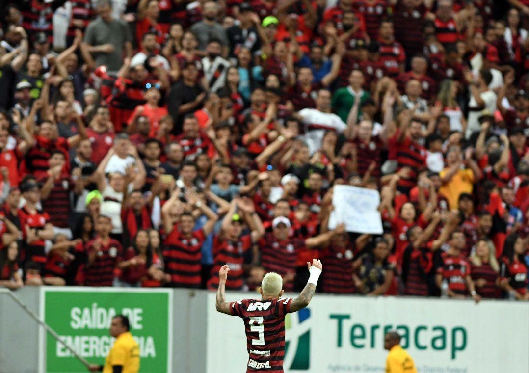 Vasco x Flamengo tem mais de 65 mil torcedores, maior público de 2019