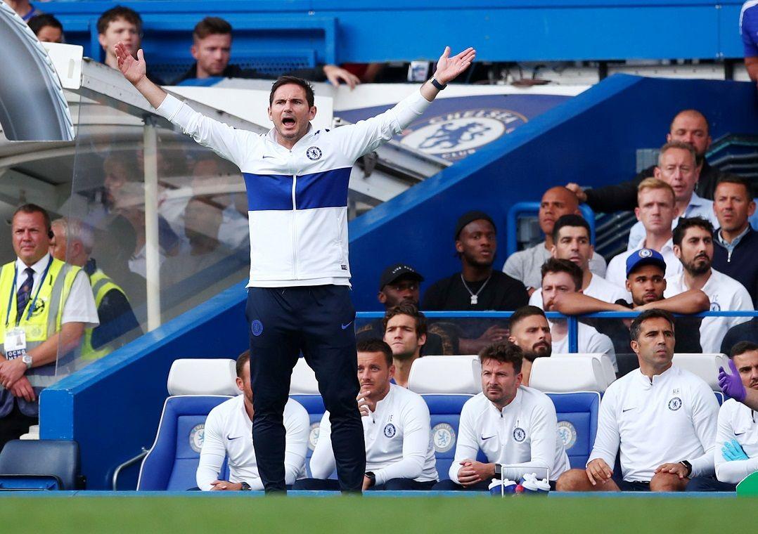 No 1º jogo de Lampard no Stamford Brige, Chelsea empata com Leicester