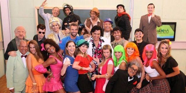 Muita diversão na telinha - Notícias - TV - Band.com.br