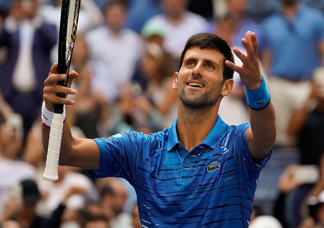 Djokovic supera Connors e se torna o quarto maior nº1 do mundo na ATP